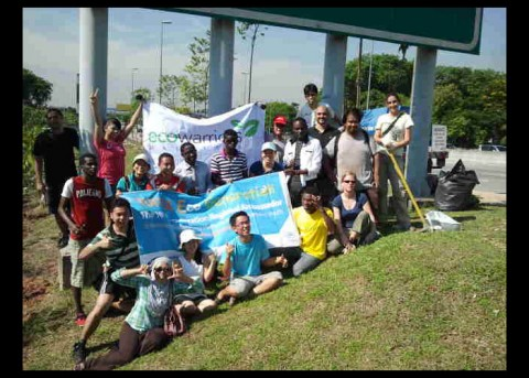 """Shah Alam Trees for Life"" September 2013"