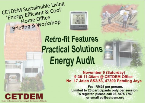 Sustainable Living Briefing & Workshop