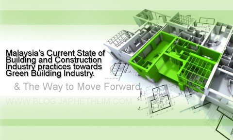 Malaysia's Current State of Building and Construction Industry practices towards Green Building Industry