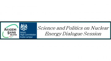 Science and Politics on Nuclear Energy Dialogue Session