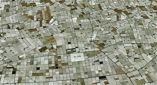 Almeria: Agribusiness Cluster. Source: GeographyFieldwork.com