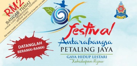 International Festival of Petaling Jaya: Sustainable Lifestyle