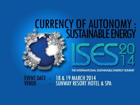 The International Sustainable Energy Summit: Currency of Autonomy: Sustainable Energy