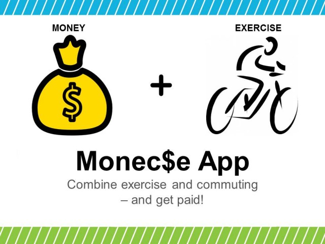 7-minute demonstration of the Monec$e app