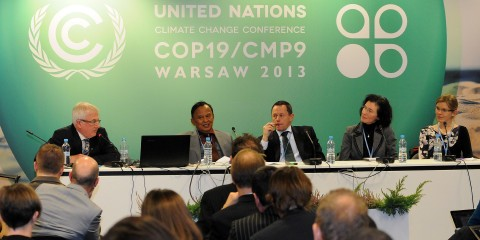 Post-Warsaw Climate Forum