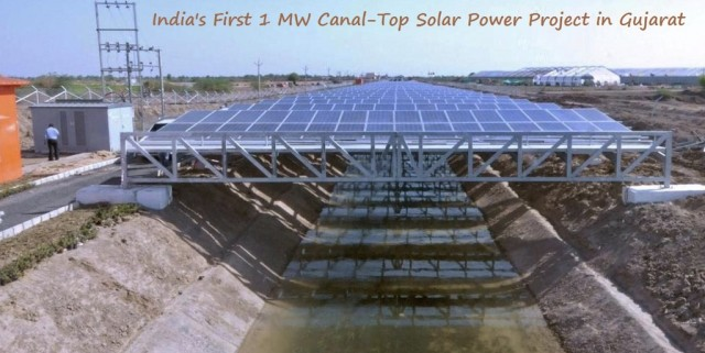 Source: http://urvishdave.wordpress.com/2013/10/15/gujarat-sardar-sarovar-narmada-nigam-limited-ssnnl-announces-tender-for-10-mw-canal-top-solar-power-project/