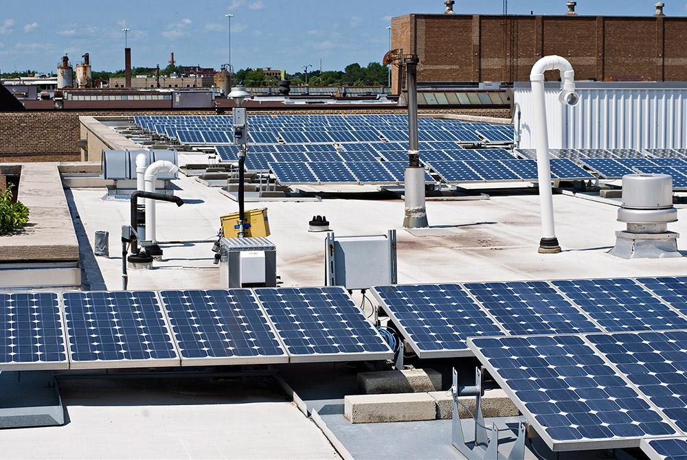 Source: http://www.treehugger.com/renewable-energy/bonus-solar-panels-help-keep-buildings-cool-reducing-c-needs.html