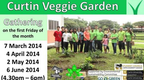 Curtin Veggie Garden