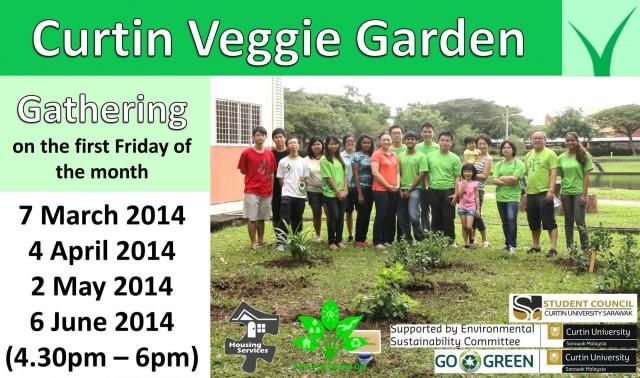 Curtin Veggie Garden Dates