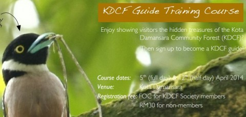 KDCF Guide – Basic Training Course