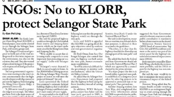 What you can do as a Malaysian to save the Selangor Forest Reserve