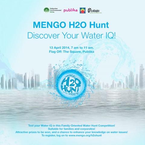 MENGO H2O Hunt 2014