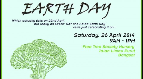 Free Tree Giveaway in Conjunction with Earth Day