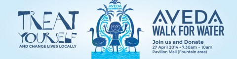 AVEDA Walk for Water 2014 – Trailer
