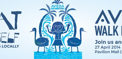 Aveda Walk for Water 2014
