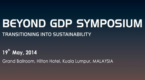 Beyond GDP Symposium: Transitioning into Sustainability