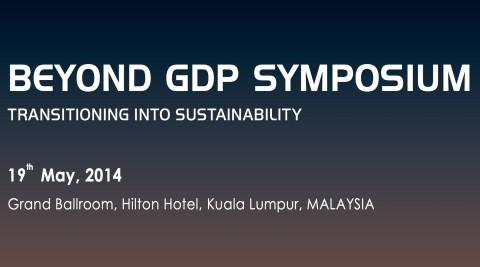 Beyond GDP Symposium: Transitioning into Sustainability