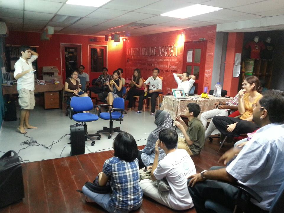 Mesym Documentary Night @ Loyar Burok