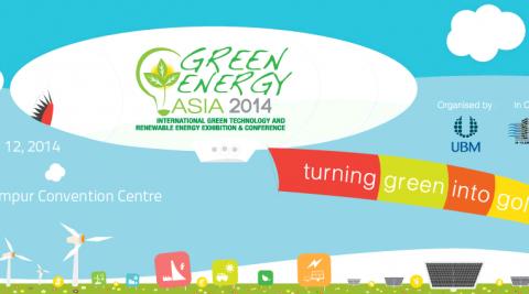Green Energy Asia 2014