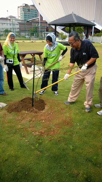 Shah Alam Trees for Life 2013