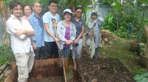CETDEM's Community Compost Making #1: Introduction
