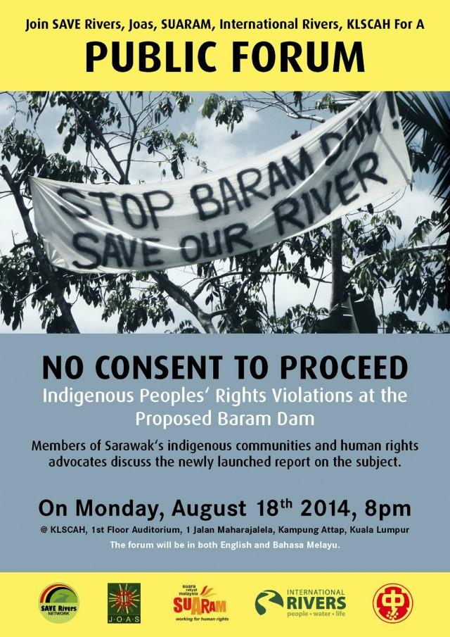 baram-dam-public-forum