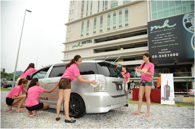 Eco Car Wash Charity
