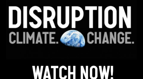 Movie: Climate Change Disruption (Wednesday 10 Sept @ 6 pm)
