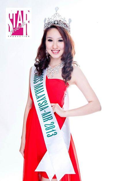 Miss Malaysia Air - Charmaine Loh