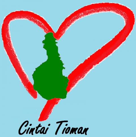 Cintai Tioman ~ Recycling efforts on Tioman Island