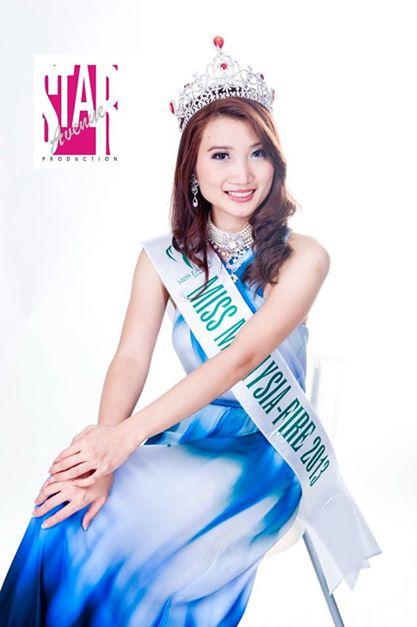Miss Malaysia Fire 2013 - Jolene