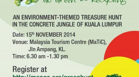 MENGO Green Hunt 2014