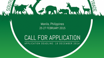 Southeast Asian Youth Conference on Illegal Wildlife Trade