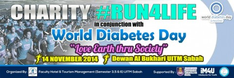 Charity #Run4Life