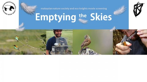 Documentary Screening for MNS Members: Emptying the Skies