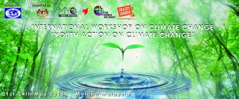 "International Workshop on Climate Change ""Youth Action on Climate Change"""