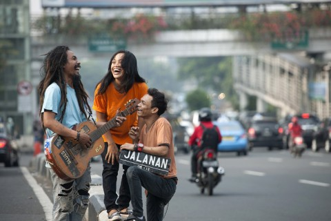 MESYM Crossover Documentary Series #13: JALANAN