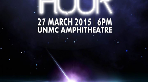 UNMC Earth Hour 2015