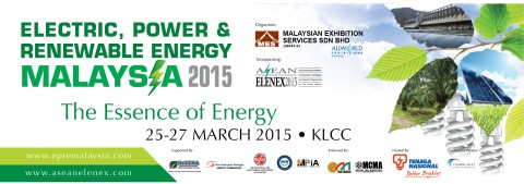 Electric, Power & Renewable Energy Malaysia 2015 (EPRE 2015)