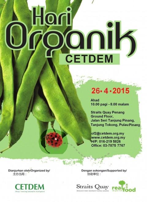 Hari Organik in Penang
