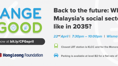 Change For Good, Back to the Future: What will Malaysia's Social Sector Look Like in 2035?