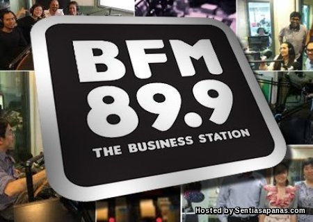 MESYM to be interviewed on BFM 89.9…
