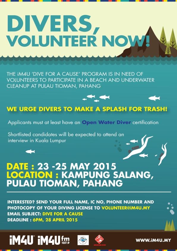 divers-volunteer