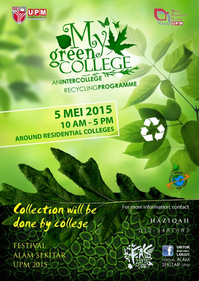 MY GREEN COLLEGE