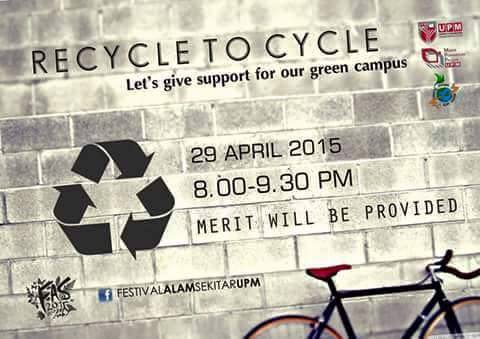 Recycle to Cycle