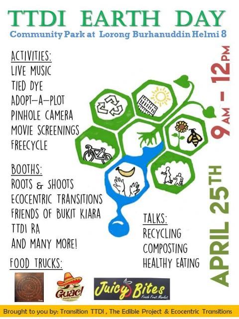 TTDI Earth Day