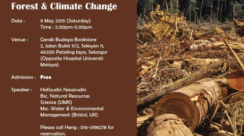 Monthly Discussion : Forest & Climate Change