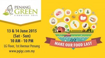 Penang Green Carnival 2015