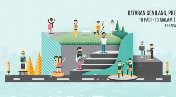 Biji-Biji @ Festival Belia Putrajaya 2015