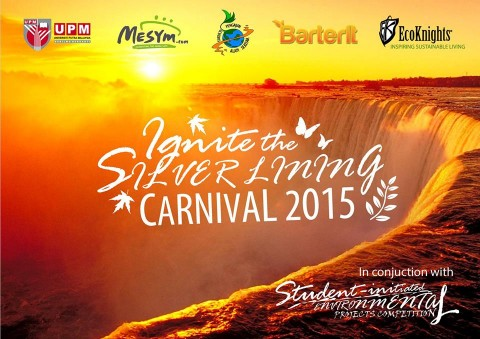 Ignite the Silver Lining Carnival 2015: Activities + Prize Giving Ceremony